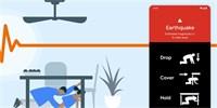 Как только вы вставите телефон в зарядное устройство, он начнет искать землетрясение. Google работает над глобальной сетью сейсмометров