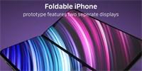 Apple готовит складной iPhone. Но его конструкция не такая, как можно было бы ожидать ...