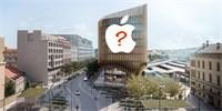 Увидим ли мы Apple Store в Праге? Спекуляции на вокзале Масарик