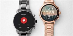 b65cd9ddf64 Fossil má nové funkcemi našlapné duo hodinek Q Gen 4. Běží v nich Wear OS