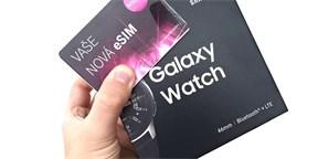 a59391485c8 Hodinky Samsung Galaxy Watch LTE s eSIM jsou nově k dostání u T-Mobilu
