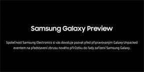 ae88ea7146b Samsung 1. srpna představí další letní novinky. Je v plánu tablet nebo  hodinky