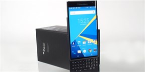 Priv by BlackBerry: diamant s kazem [recenze]
