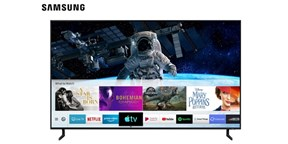 Rivalita stranou. Samsung do Smart TV přidává podporu Apple TV a AirPlay 2
