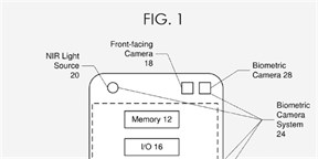 Samsung dostihl Apple. Má patentovanou 3D kamerku pro skenování obličeje | Zdroj: www.patentlyapple.com/patently-apple/2018/07/the-us-patent-office-has-granted-samsung-a-patent-for-a-biometric-camera-that-could-be-used-in-2019.html