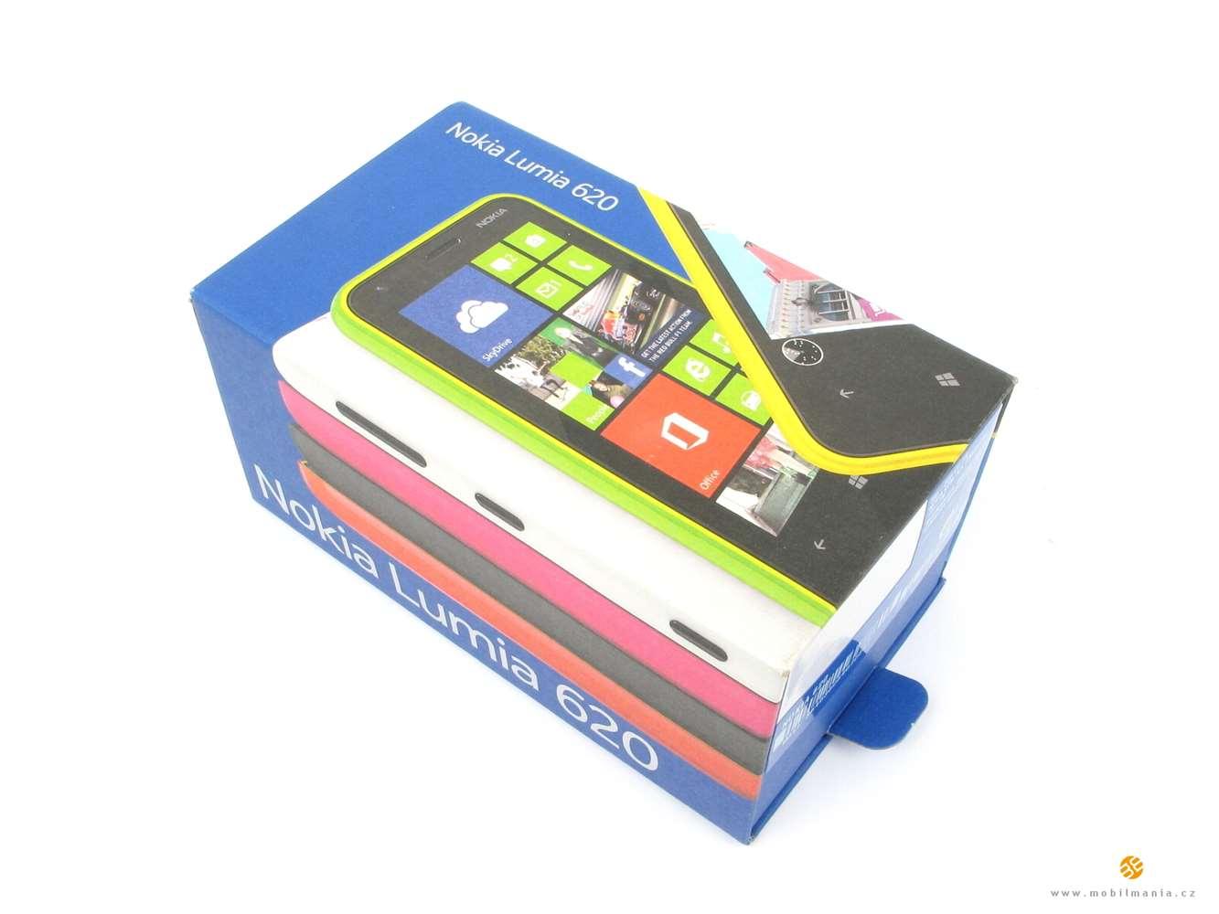 Galerie Nokia Lumia 620 Ideln Vstup Do Svta Oken Recenze Magenta Foto 4