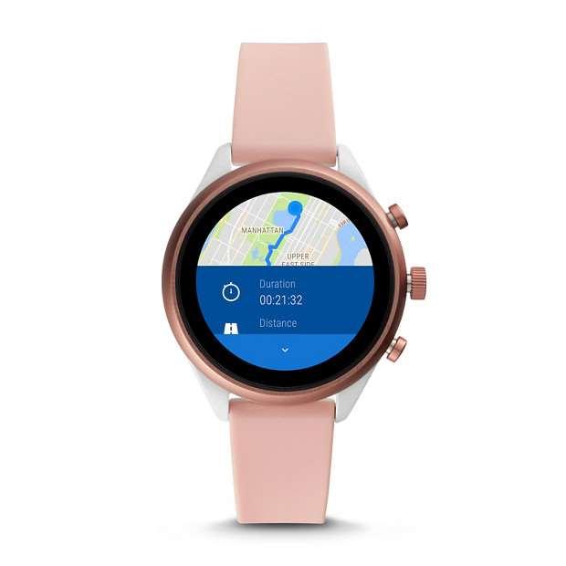 Chytré hodinky Fossil Sport  nejnovější Snapdragon Wear 3100 konečně v akci d6494a12c0