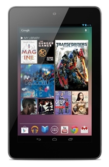 Google Nexus 7 32GB Wi-Fi