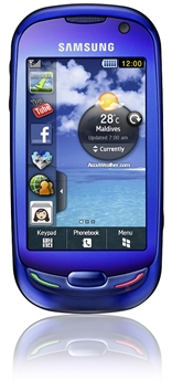Samsung S7550 Blue Earth