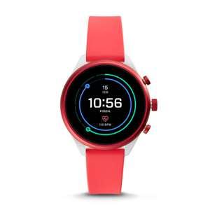 Chytré hodinky Fossil Sport  nejnovější Snapdragon Wear 3100 konečně ... ad69136275