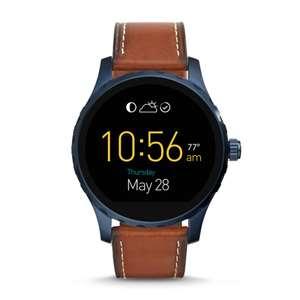 Hodinky Fossil Q Marshal druhé generace míří do prodeje. Po aktualizaci na Android  Wear 2.0 3fda0a1fb88