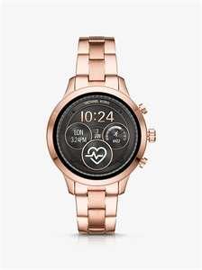 2a1efff169b Michael Kors má nové chytré hodinky. Známý design pochází z hloupých ...