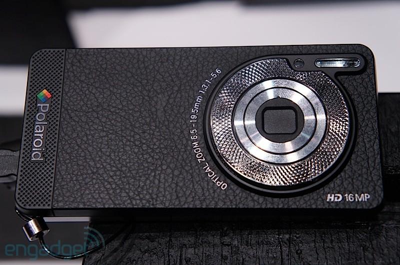 Android: Kodak Polaroid: návrat optického zoomu